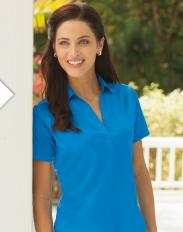 974851c3 Customized Women's Company Polo Shirts & Tees - Custom Embroidered ...